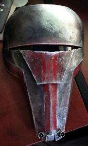Darth Revan Mask by ChrisFischer